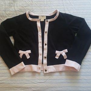 Kate Spade girls sweater size 6